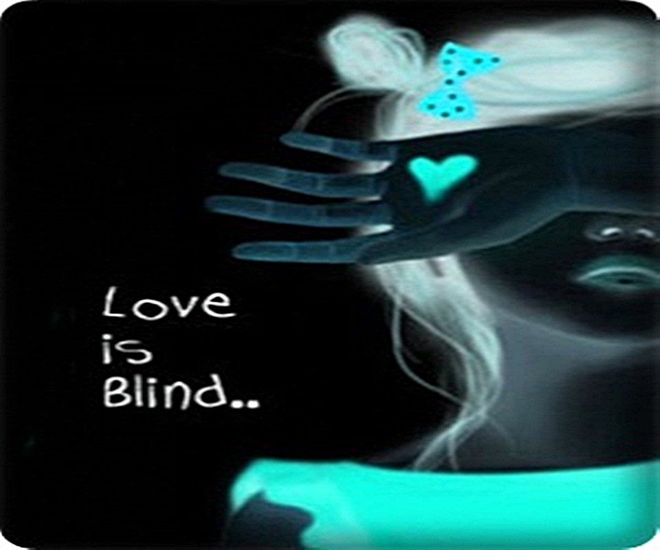 blind love Bob seger the fire inside blind love words and music by tom waits now you're gone and it's hotels and whiskey and sad luck days and i don't care if they miss me.